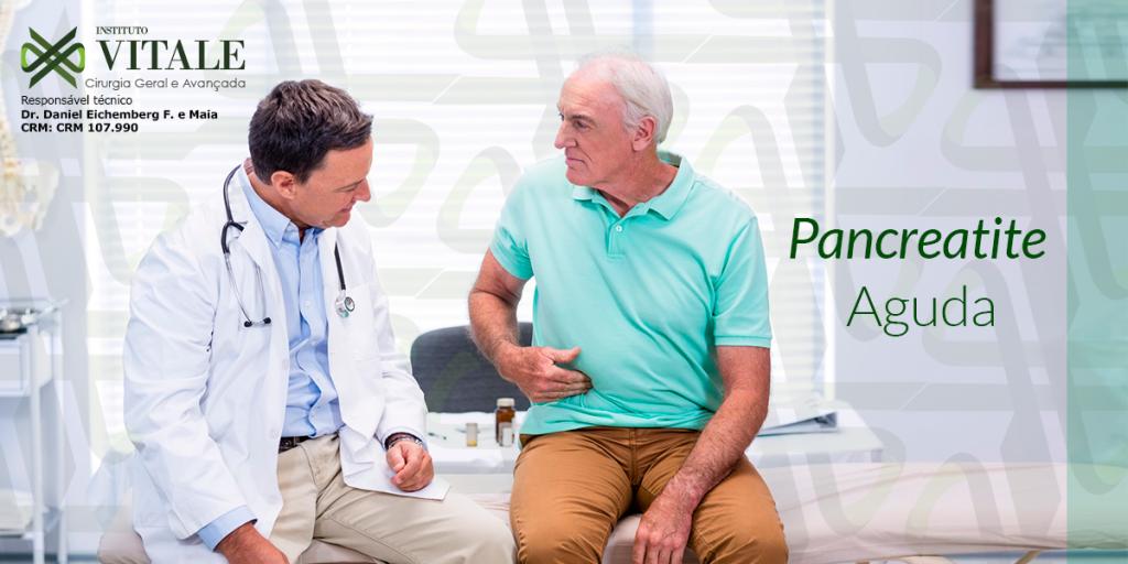 O que é pancreatite?