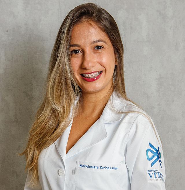 Dra. Karina Lemos Teixeira de Souza
